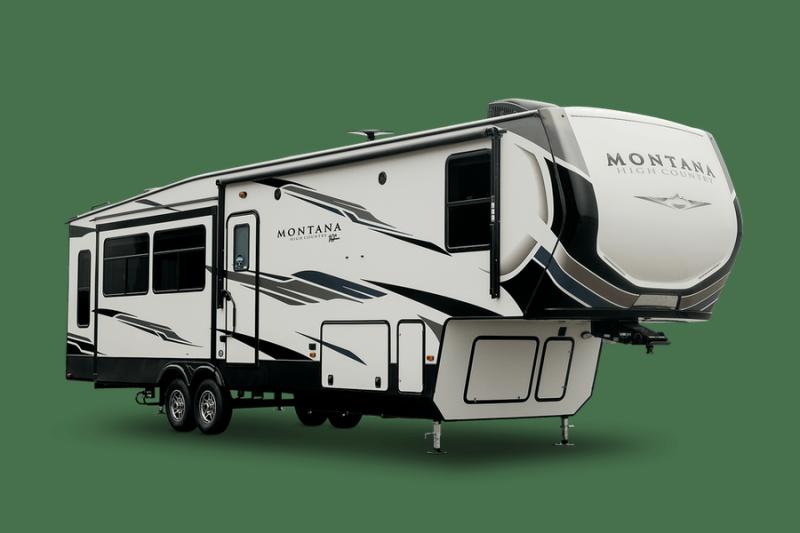 2021 Keystone RV Montana High Country 373RD Fifth Wheel Campers RV