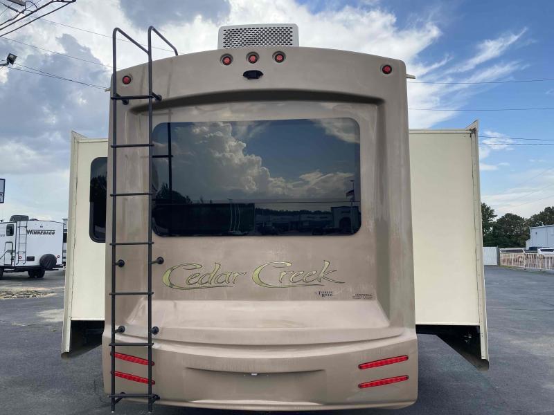 2015 Forest River, Inc. Cedar Creek 38RD Fifth Wheel Campers RV