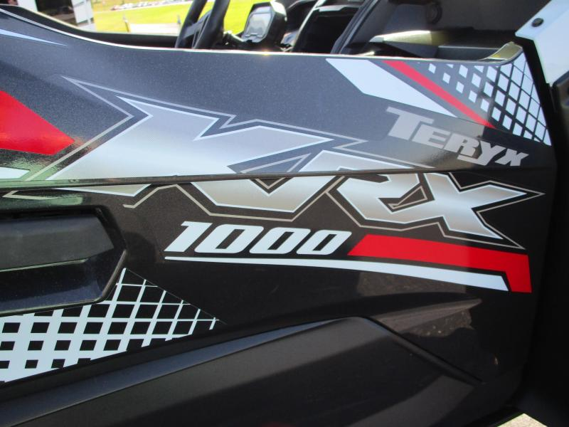 2020 Kawasaki KRF 1000 Sport Side-by-Side