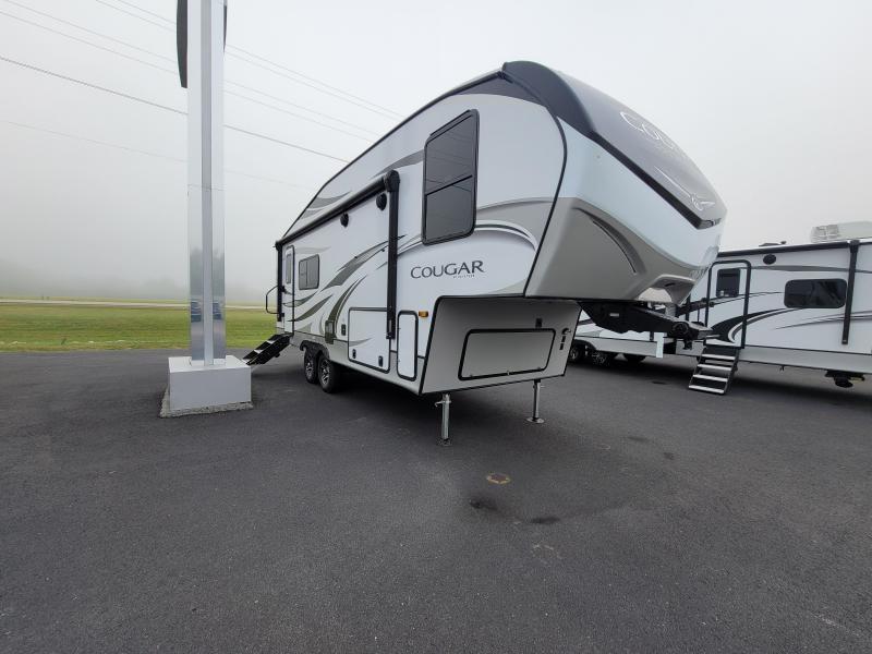 2022 Keystone RV Cougar Half-Ton 23MLS Fifth Wheel Campers RV