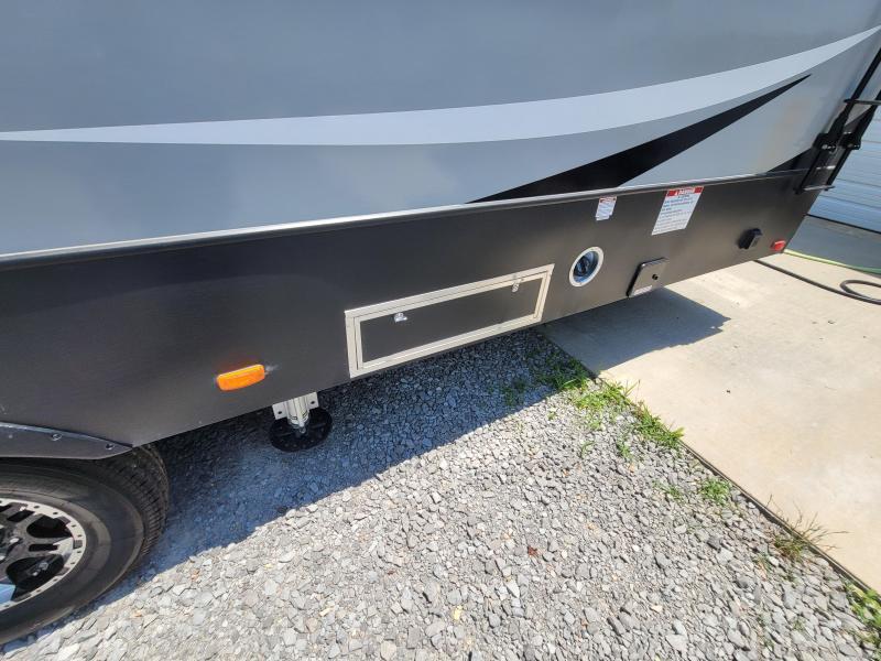 2019 Keystone RV Carbon 357 Toy Hauler RV