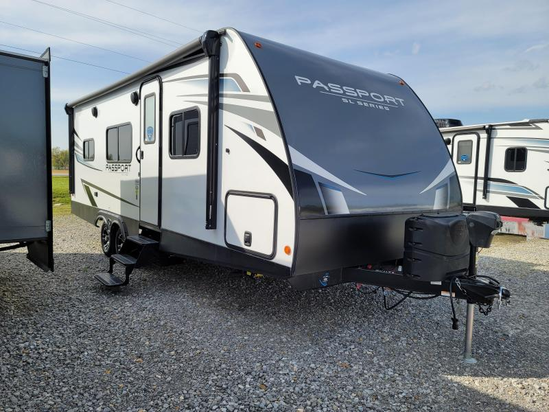 2021 Keystone RV Passport SL 229RK Travel Trailer RV