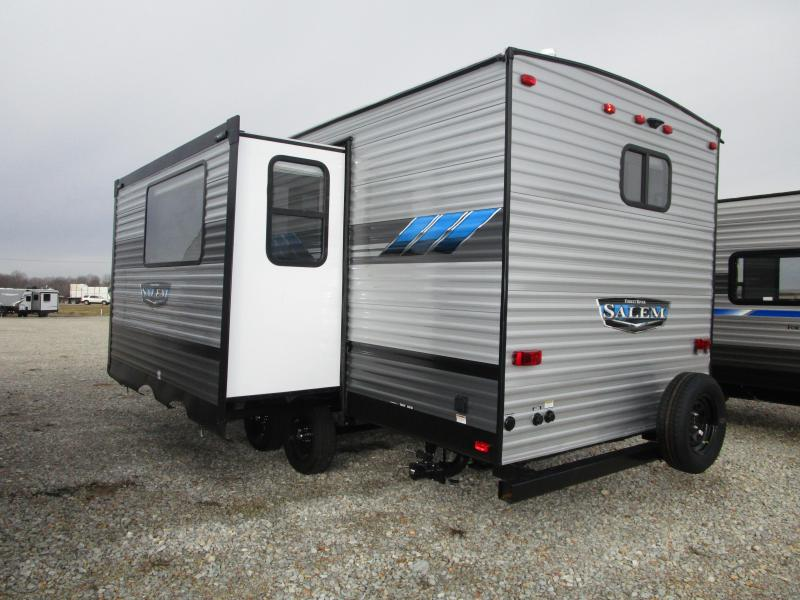 2021 Forest River Salem 22RBS Travel Trailer RV