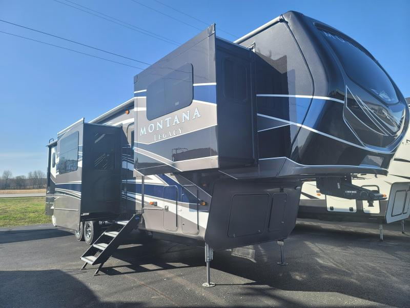 2021 Keystone RV Montana 3763BP Fifth Wheel Campers RV