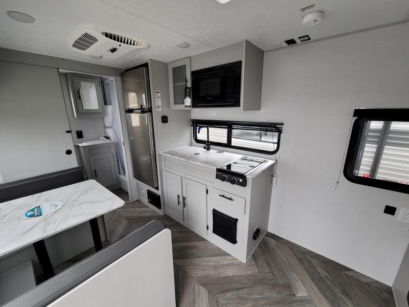 2021 Forest River Wildwood FSX 167RBK Travel Trailer RV