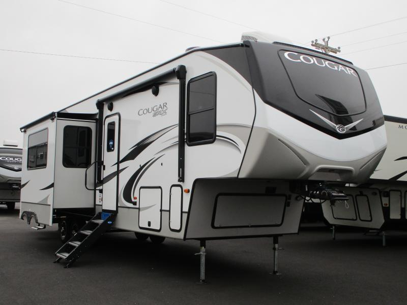 2020 Keystone RV Cougar Cougar 353SRX Fifth Wheel Campers RV