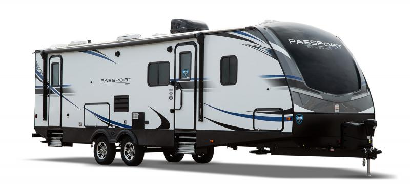 2021 Keystone RV Passport 2710RB Travel Trailer RV