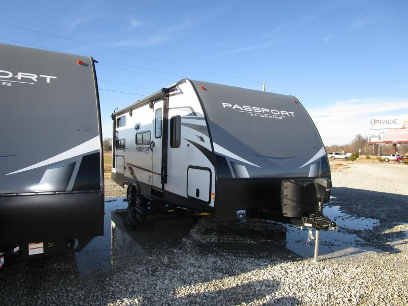 2021 Keystone RV Passport 221BH Travel Trailer RV
