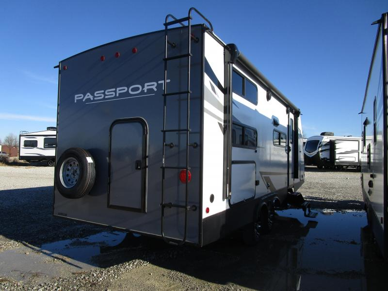2021 Keystone RV Passport 221BH Travel Trailer RV