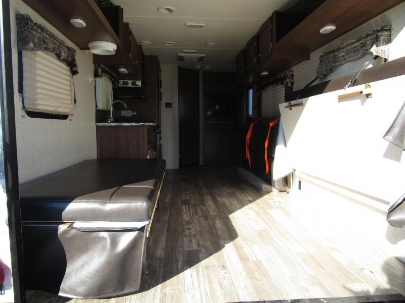 2016 Heartland Pioneer RG26 Toy Hauler RV