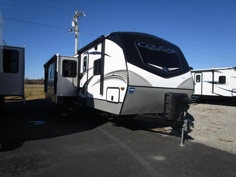 2021 Keystone RV Cougar Half-Ton 34TSB Travel Trailer RV