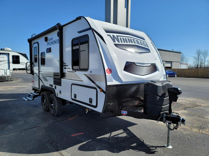 2021 Winnebago Micro Minnie 1808FBS Travel Trailer RV