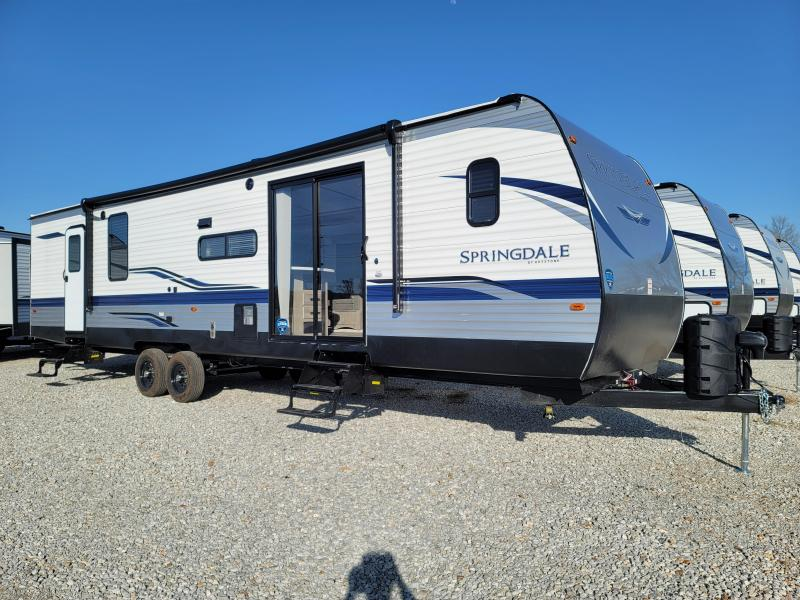 2021 Keystone RV Springdale 38FL Travel Trailer RV