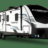 2021 Keystone RV Passport 2870RL Travel Trailer RV