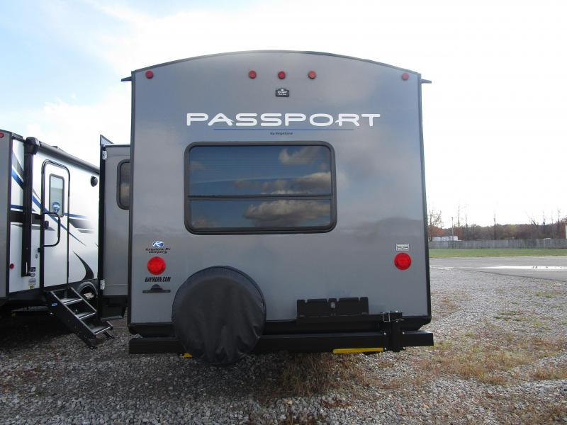 2021 Keystone RV Passport 2521RL Travel Trailer RV