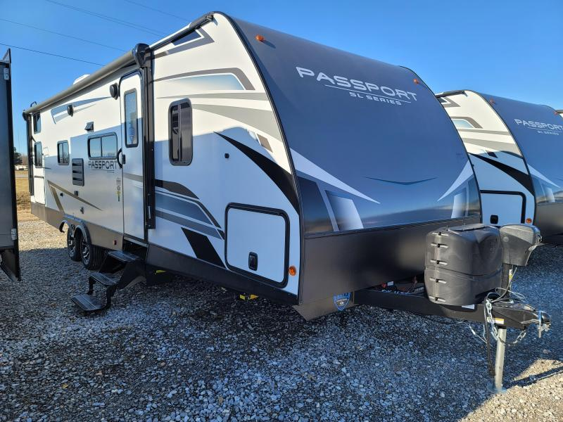 2021 Keystone RV Passport 282QB Travel Trailer RV