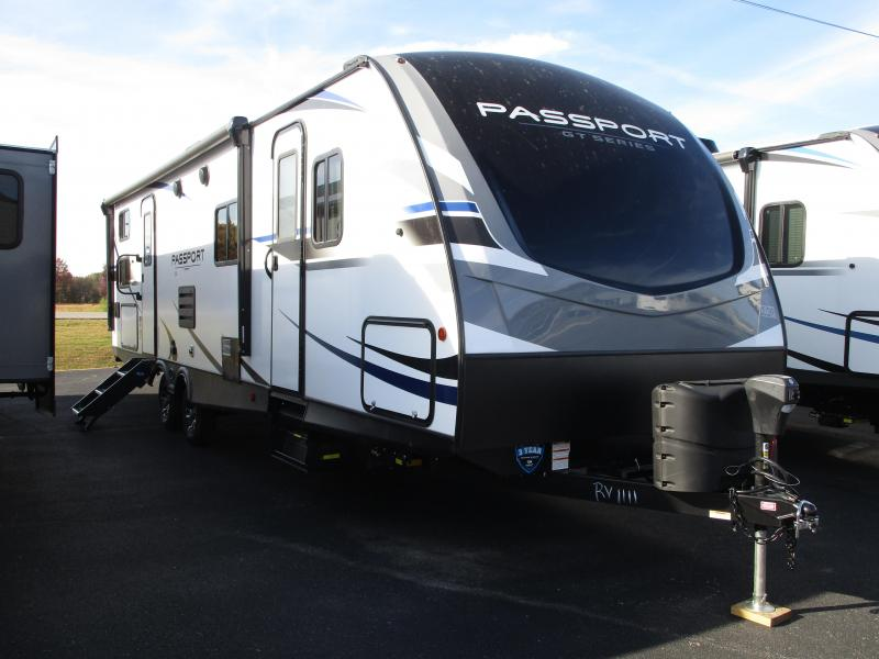 2021 Keystone RV Passport 2820BH Travel Trailer RV