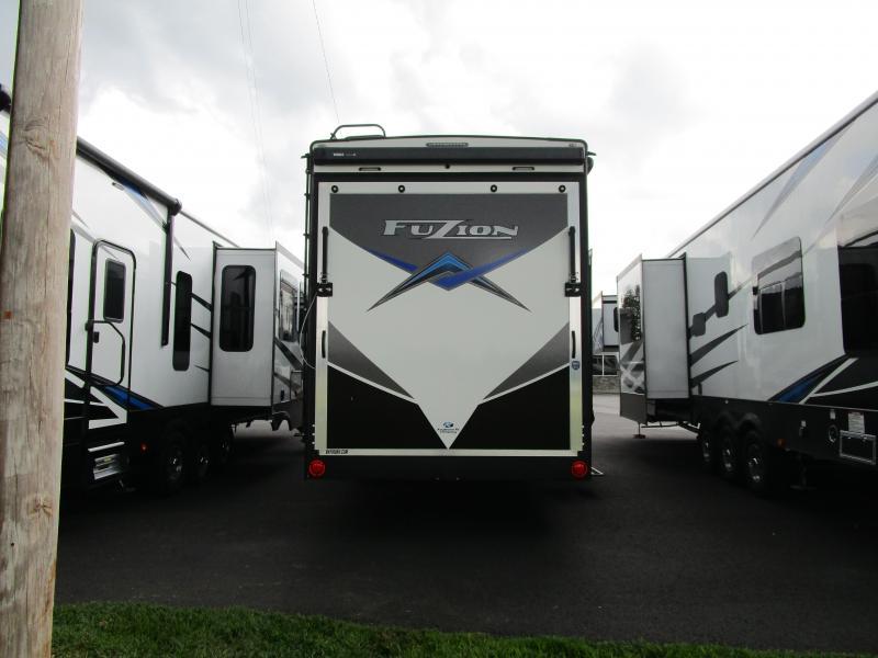 2021 Keystone RV Fuzion Fuzion 373 Toy Hauler RV