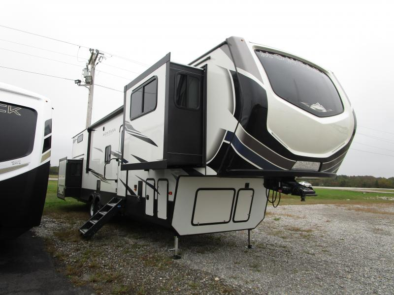 2021 Keystone RV Montana Montana High Country 377FL Fifth Wheel Campers RV