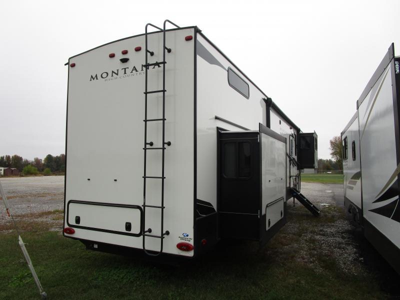 2021 Keystone RV Montana Montana High Country 377FL Fifth Wheel Campers RV