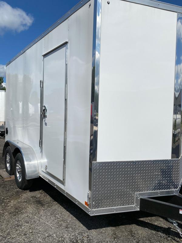 2020 Sure-Trac 7 x 14 Pro Series Wedge Cargo TA 10K
