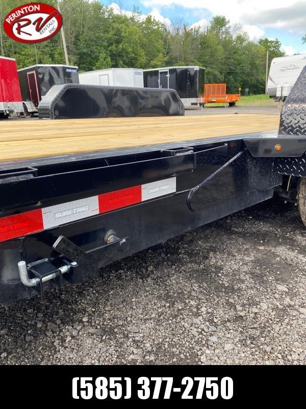 2020 Sure-Trac 7 X 18 Tilt Bed Equipment  10K