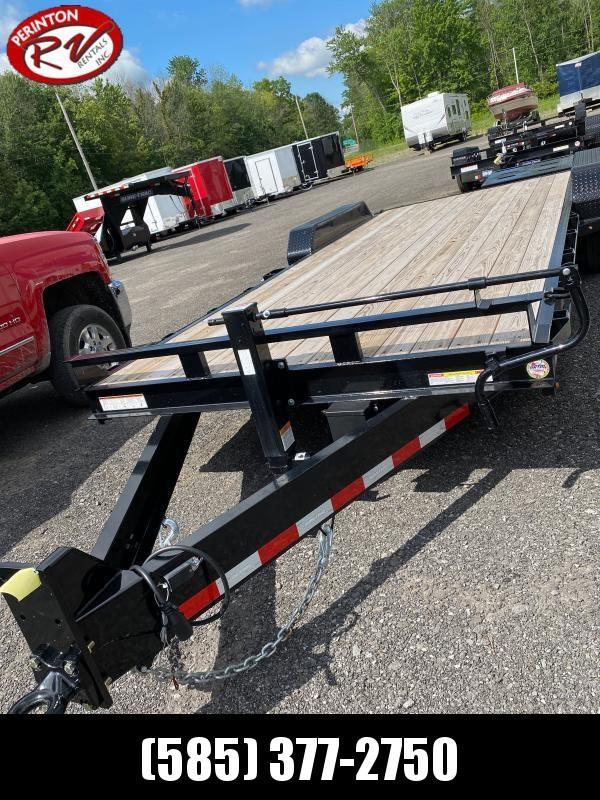 2020 Sure-Trac 7 x 17+3 Equipment HD Univ Ramp  16K
