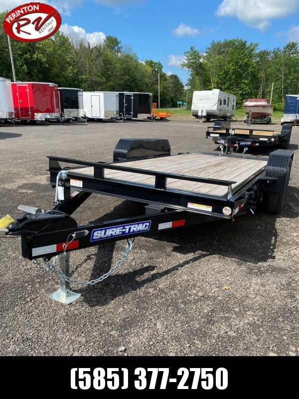 2020 Sure-Trac 7 X 16 Tilt Bed Equipment  10K