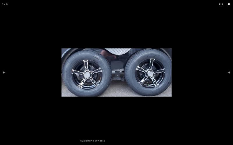 2021 Rock Solid Cargo 7 x 16 TA WHITE HAWK EDITION W/RAMP DOOR Enclosed Cargo Trailer