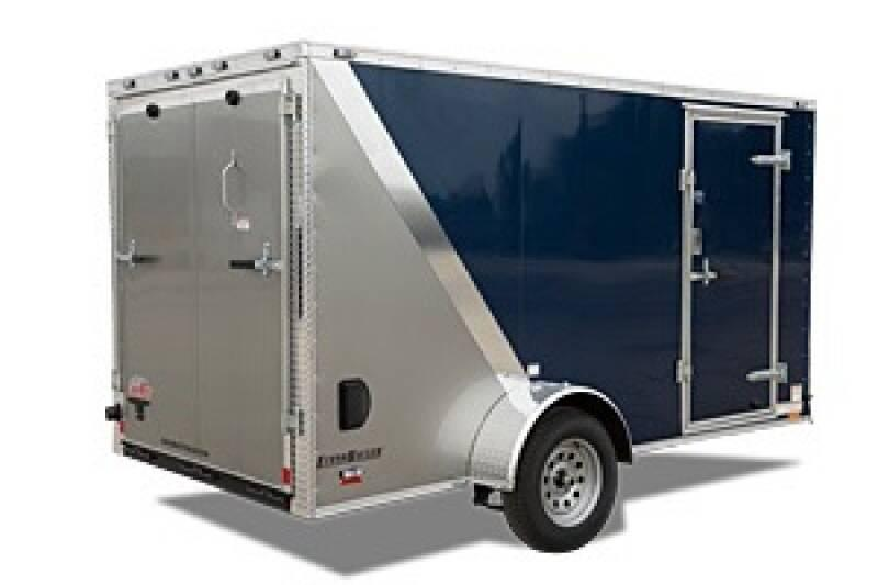 2020 Cargo Mate EHW612SA Enclosed Cargo Trailer
