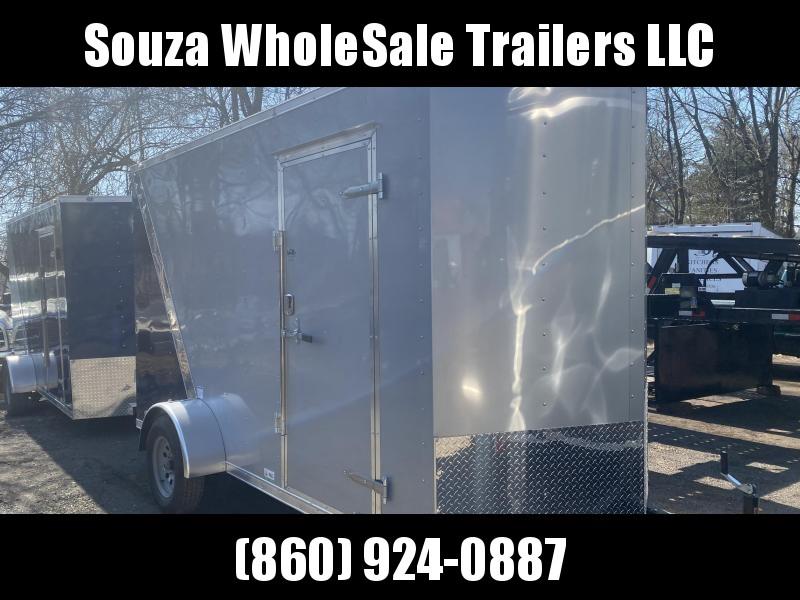 2021 Cargo Mate 6X12 SSV612SA Enclosed Cargo Trailer