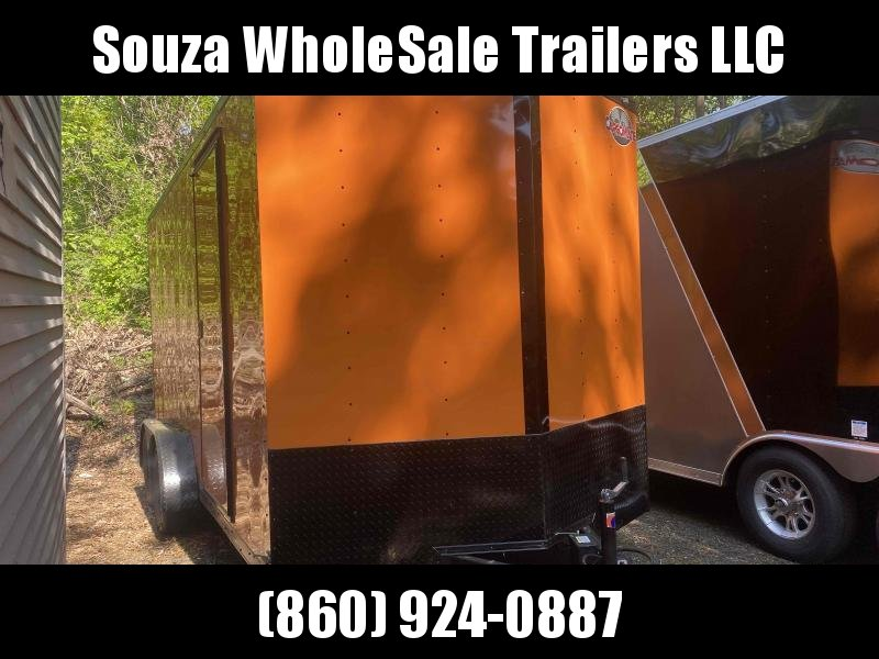 2022 Cargo Mate SSV716TA2 HAS 12' EXTRA HIGHT W/ SIDE BY SIDE PA Enclosed Cargo Trailer