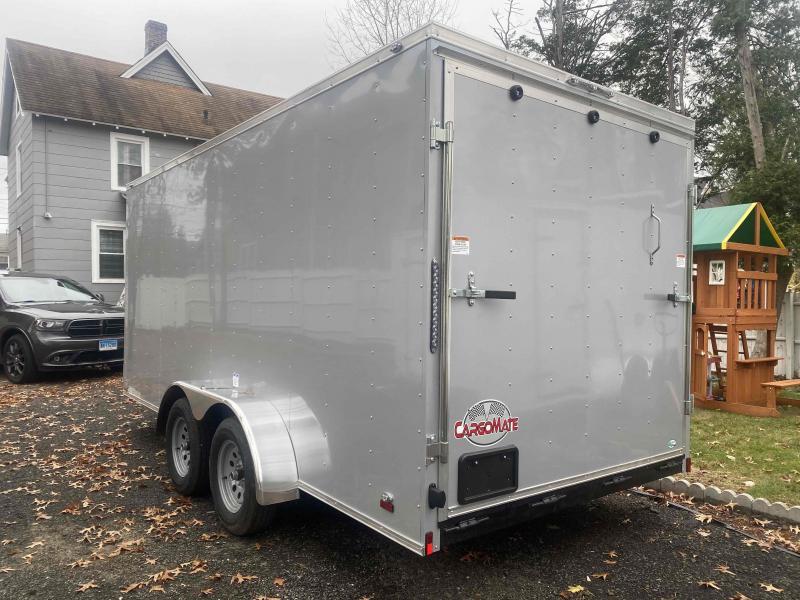 2021 Cargo Mate SSV716TA2 W/6' EXTRA HIGHT W/RAMP DOOR Enclosed Cargo Trailer