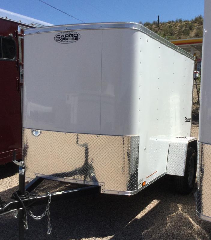 2020 Cargo Express EX5X8S12 Utility Trailer