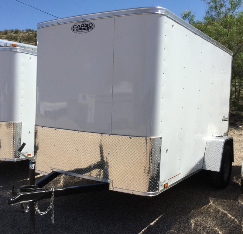 2020 Cargo Express 6x10 Utility Trailer