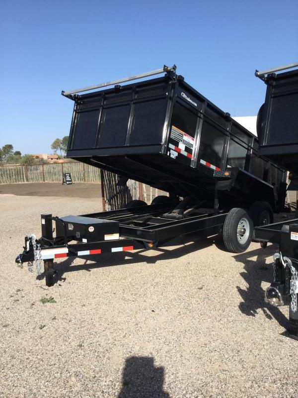 2019 C and B Quality Trailer Works Dump trailer