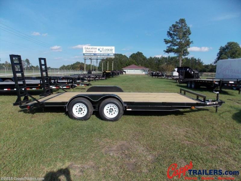 2019 Carry-On CO 7X18HDEQDTFR 18' Car Hauler