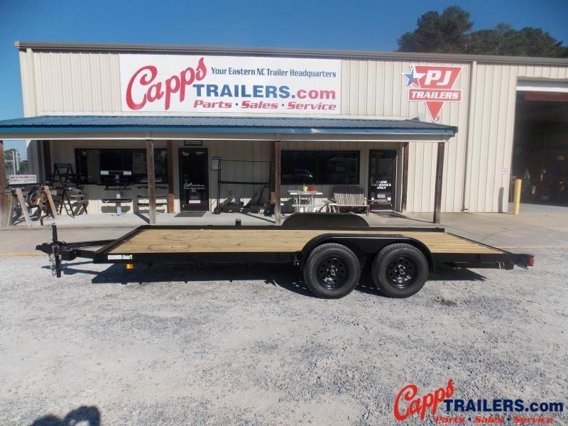 2022 Triple Crown Trailers TC CHWF7X187K CAR HAULER