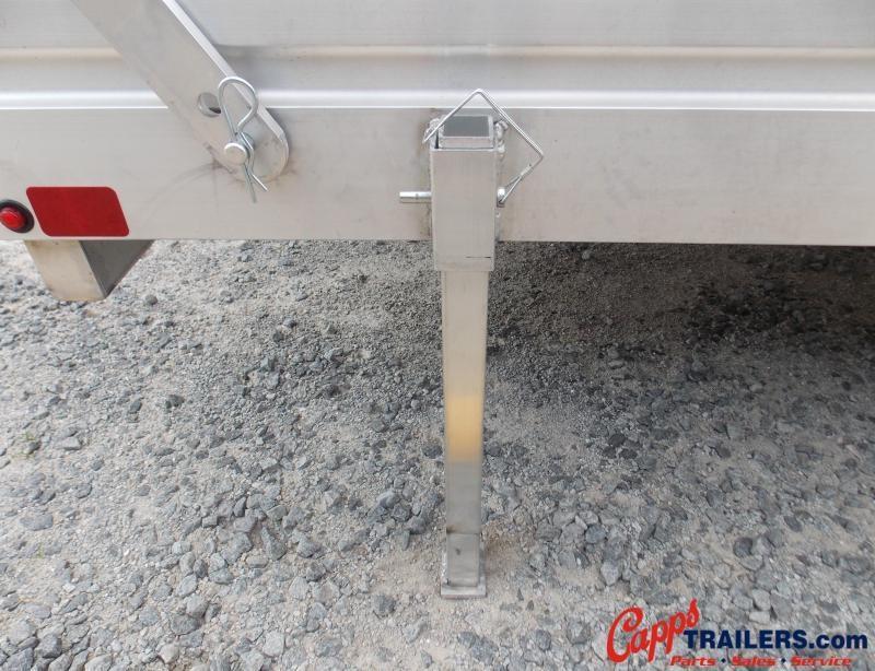 2021 Aluma AL 7814ESA-S-TG Utility Trailer