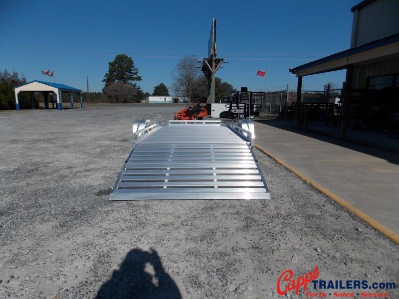 Aluma AL 7712H-S-BT Utility Trailer