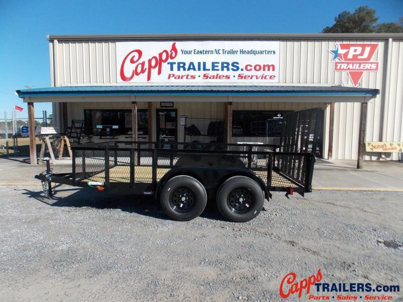 2021 Carry-On CO 6X12GWHS1BRK Utility Trailer