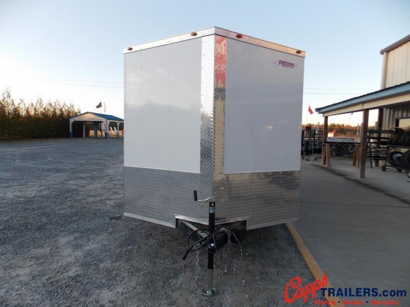 2021 Freedom Trailers FD 7X16TA2-VN3 Enclosed Cargo Trailer