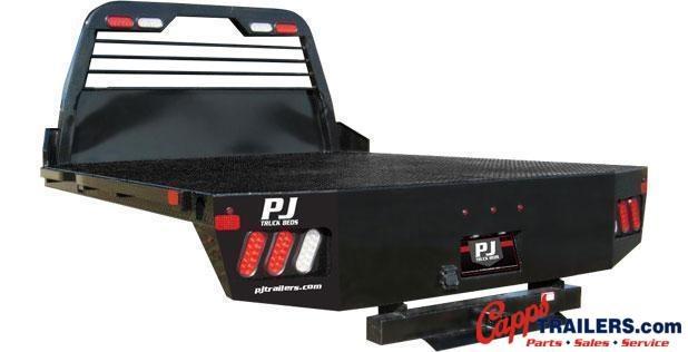 2017 PJ TRUCK BEDS PJ GB 8'6/97/56/38 - FORD F350 DRW