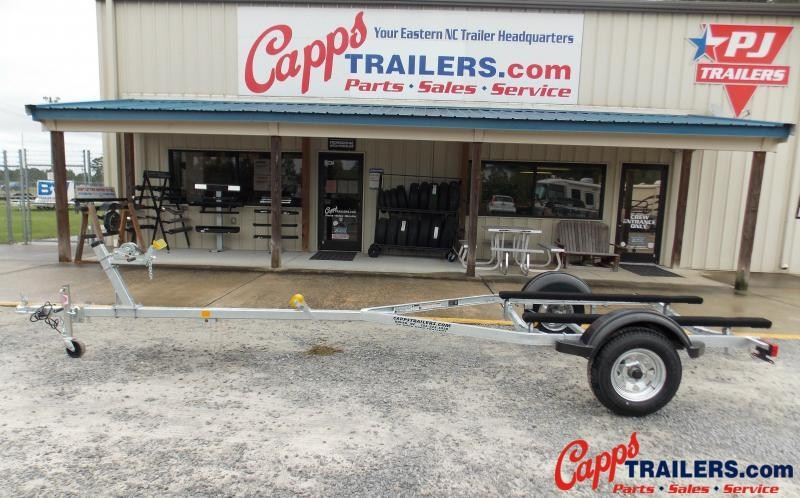 2021 Road King RKG 16 WV 1600 LBS Boat Trailer