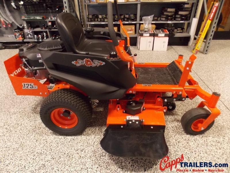 2021 Bad Boy MZ Magnum BMZ42KT725 Lawn Mower