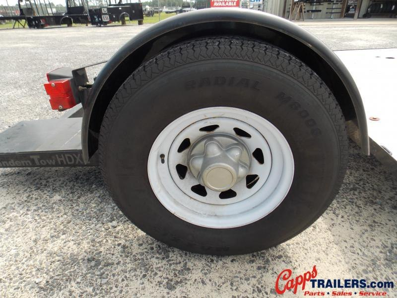 2014 Elite Trailers HDXL TANDEM TOW Tow Dolly