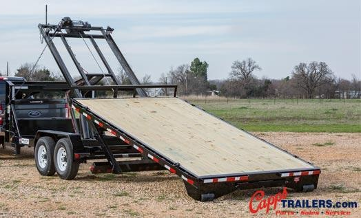 2022 PJ Trailers PJ RD14096SK Roll Off Deck Only
