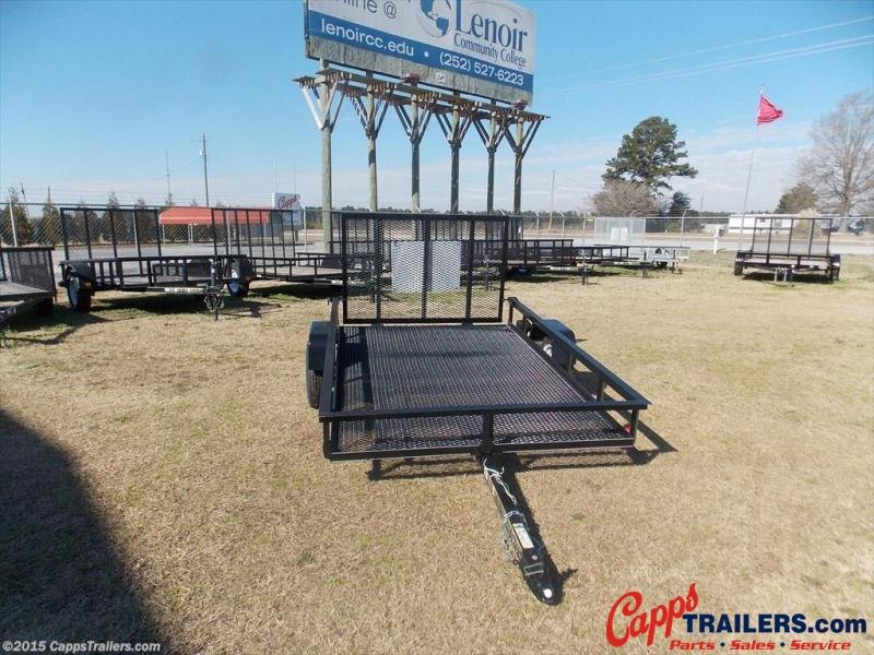 2020 Carry-On CO 5X8G Utility Trailer
