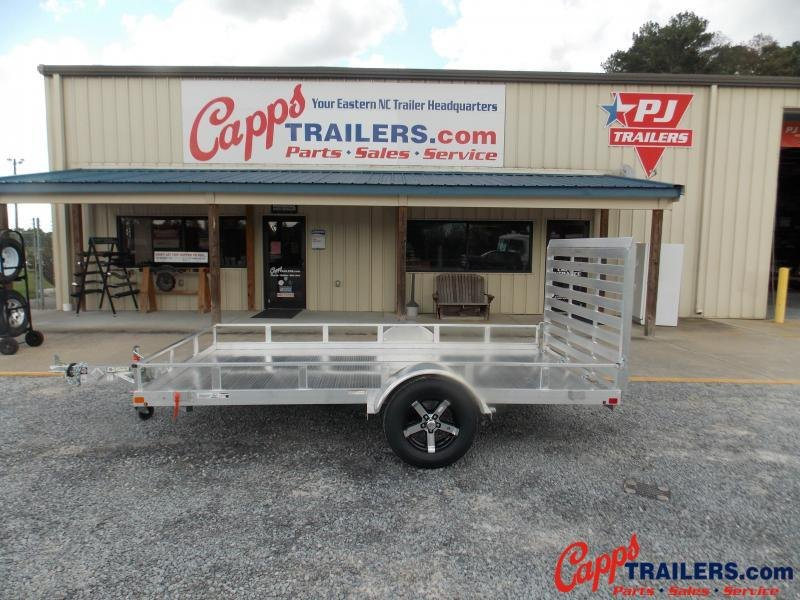 2019 Carry-On CO 6.5X12AGA3K Utility Trailer