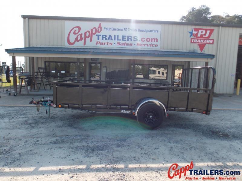 2021 PJ Trailers PJ U721451ESBKT-SR01 Utility Trailer